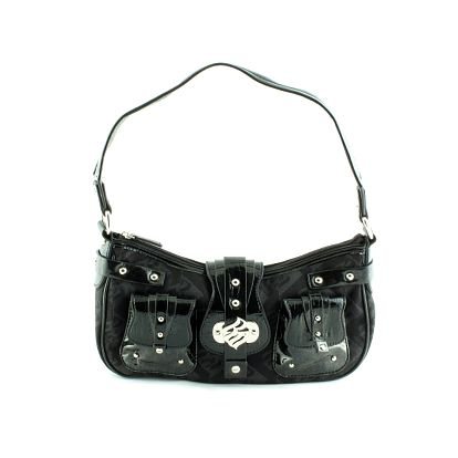 Dámská malá černá kabelka Rocawear