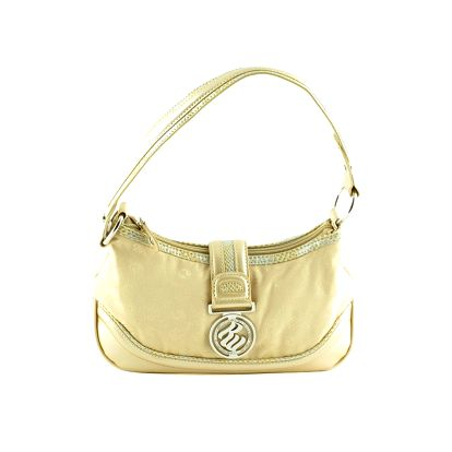 Dámska zlatá kabelka Rocawear