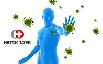Breussova alebo športová masáž a vstup do Infrakabíny - príjemné procedúry, ktoré v chrípkovom období pomôžu posilniť a zvýšiť imunitu! Zľava 41% v Zdravotníckom centre HIPPOKRATES!