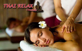 60-minutová THAJSKÁ olejová masáž v Thai Relax Trnava za polovičnú cenu! Vyberte si jeden z 3 esenciálnych vonných olejov: Aloe Vera, Herbal alebo Kokos!