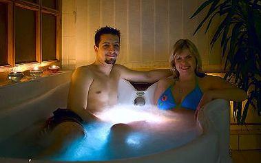 Romantická noc PRO DVA v hotelu Ferdinand!