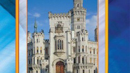 Sada 15 DVD z edice Krásy Čech, Moravy a Slezska – podrobná seznamka s českými městy. 16 hodin ÚŽASNÉ podívané jen za 199 Kč