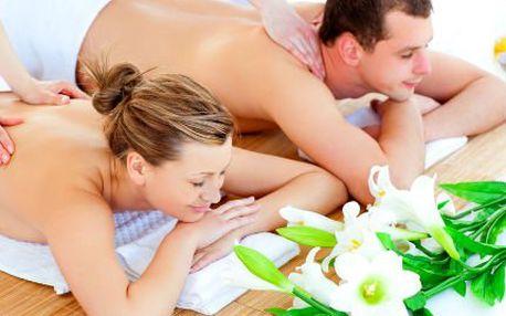 Valentýnská thermo-relaxační masáž pro oba!
