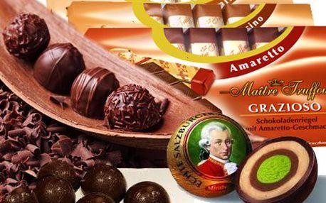 Valentýnské čokolády Maitre Truffou!