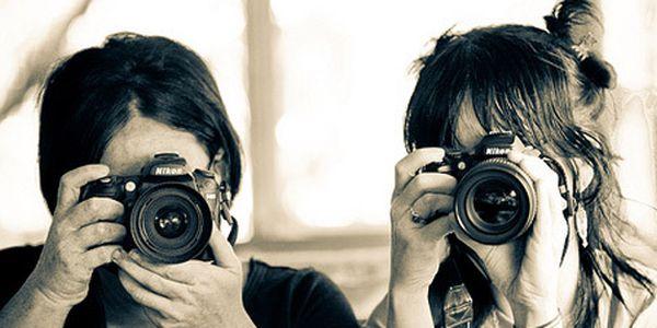 Kurz tvůrčí fotografie pro začátečníky (16 lekcí) - studio Happy Time na Praze 3