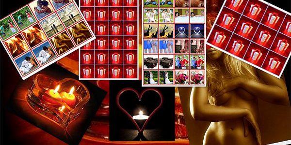 Valentýnské nebo klasické fotopexeso z vlastních fotografíí s možností vlastních popisků, vč. krabičky. Ideální Valentýnský dárek :-)