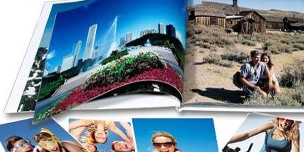 Luxusní fotokniha a fotosešit pro náruživé fotografy!