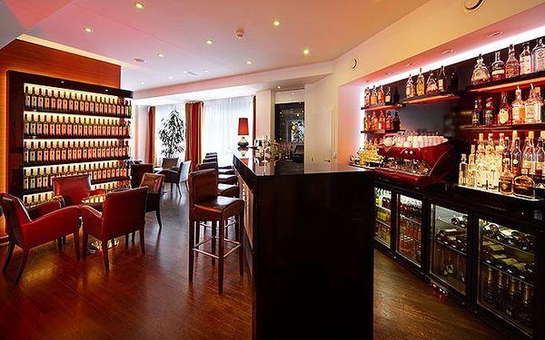 3denní dovolená pro dva s polopenzí v hotelu Alice Karlovy Vary včetně 16ti wellness procedur.