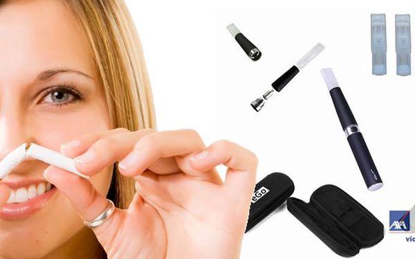 Neničte si zdraví a přejděte na zdravý styl života krůček po krůčku! Elektronická cigareta eGo-T s příslušenstvím - s e-liquidem i pouzdrem a dalším příslušenstvím! Poštovné ZDARMA!