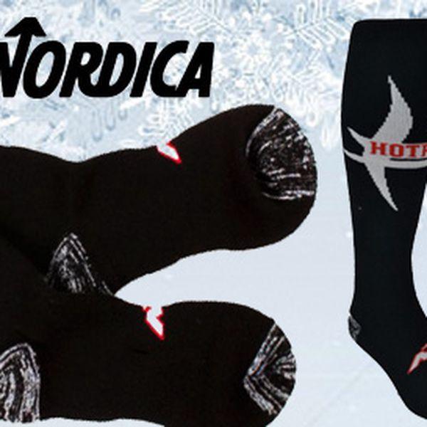 Lyžařské ponožky Nordica Hot Rod Ski