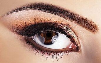 Dajte možnosť vyniknúť prirodzenej kráse vašich očí! S profesionálnym tvarovaním a farbením obočia len za 2,20 € získa vaša tvár hneď výraz!