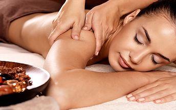 Hodinová masáž celého těla