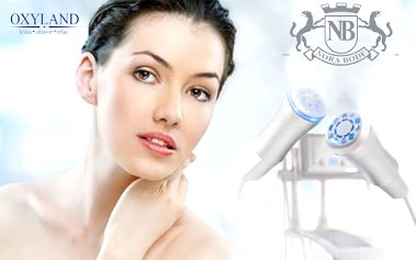 Prírodný kyslíkový lifting OXYcoolCRYO2 revolučným prístrojom OXYJET STAR plus! Doprajte svojej pleti potrebnú starostlivosť a získajte zdravý a svieži vzhľad so zľavou 59%!