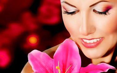 Permanentní make-up rtů, linky či obočí s 80% slevou!