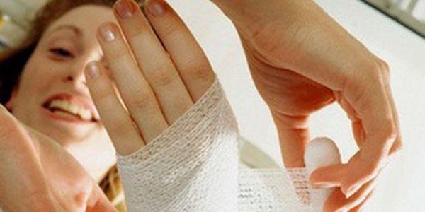 Kurz první pomoci při úrazech a zraněních dospělých.