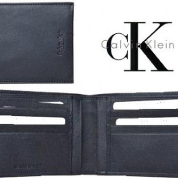 Peněženka Calvin Klein - černá nebo hnědá C02201