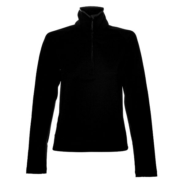 Dámská černá fleecová mikina Trimm