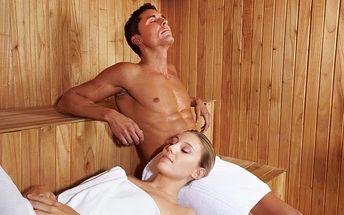 Len 9,90 € za vstup do sauny pre dve osoby na neobmedzený čas s občerstvením. Zdravo strávený čas s 55% zľavou.