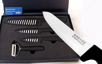 Sada keramických nožů značky Peterhof - 47% sleva