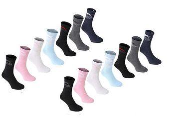 Značkové ponožky Slazenger s 40% slevou