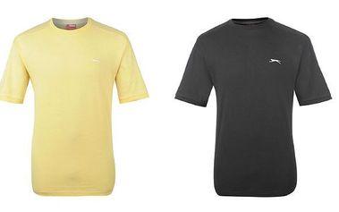 Pánské tričko Slazenger s 40% slevou