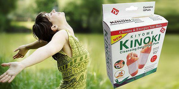 Maxi balenie 20 ks náplastí KINOKI Kinoki detoxikačné náplaste so zľavou až 71%! Zbavte sa všetkých toxínov a škodlivých látok - Kinoki podstatne znižujú únavu a zvyšujú energiu! V cene už aj poštovné v hodnote 2€