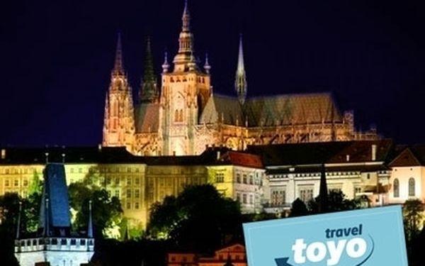 Veľkonočný zájazd do stovežatej Prahy na veľkonočné trhy a nákupy za 27 €
