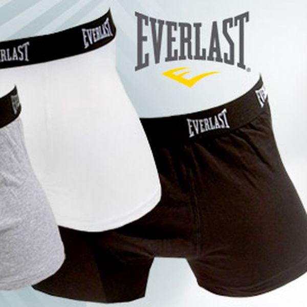 2 ks pohodlných boxerek Everlast