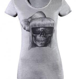 Dámské pískové tričko Ron Abraham se Stefanií