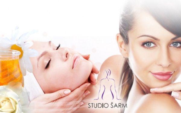 Luxusní hodinové kosmetické ošetření pleti kosmetikou z mléka a medu vč. ošetření ultrazvukovou špachtlí a zapracování séra proti vráskám za 330 Kč!
