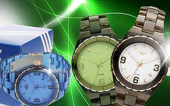 Pořiďte si značkové sportovní HODINKY ADIDAS! Na výběr máte ze 4 barev! Akční cen jen 1 290 kč včetně poštovného! Limitovaná nabídka, neváhejte!