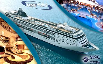 Egypt, Izrael a Jordánsko počas 8-dňovej plavby luxusnou loďou MSC Armonie! V cene ubytovanie, plná penzia, letenka, letiskové poplatky a nádherná dovolenka!