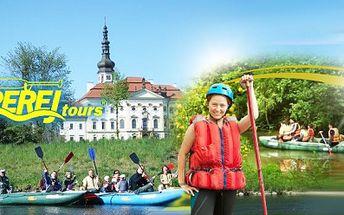 Báječných 169 Kč za plavbu historickou Olomoucí. Výběr z 8 termínů a 2 zajímavých tras! Jedinečný Valentýnský zážitek na palubě raftu se slevou 45%!