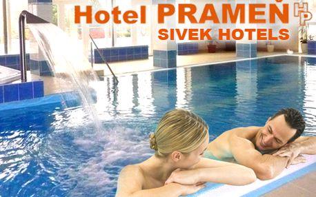 4-dňový relaxačný pobyt v Sivek Hotels*** Hotel Prameň Dudince s polpenziou, masážou, vstupom do bazéna, vírivky a sauny! Načerpajte nové sily v krásnom kúpeľnom prostredí!
