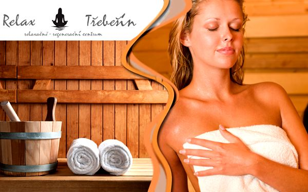 Soukromá sauna pro dva