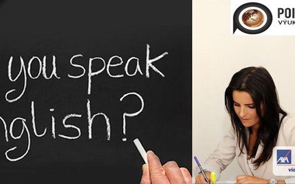 Naučíme Vás anglicky za týden! Díky naší metodě se rychle rozmluvíte cizím jazykem. Nejlevnější cena 75 Kč za hodinu ! Možnost i 14-ti denního nebo víkendového kurzu !