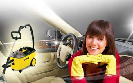 Tepovanie interiéru Vášho plechového miláčika už od 4.90 €! Majte po zime auto ako zo škatuľky! Vaše auto šetrne vyčistíme najkvalitnejšími prístrojmi na trhu!
