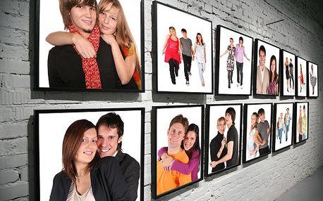 Darujte svojím blízkym spomienky a prekvapte ich originálnym darčekom so zľavou až 70%. Tlač fotiek na umelecké plátno s napnutím na rám už od 6,50€.