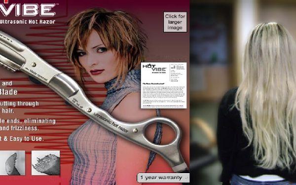 HOT RAZOR - Kompletní dámský kadeřník pro dlouhé, polodlouhé a prodloužené vlasy jen za 249,- Kč