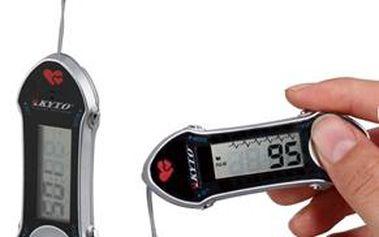 Mini měřič tlaku a tělesného tuku a poštovné ZDARMA! - 34