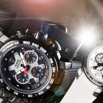 Luxusné PÁNSKE HODINKY Detomaso Lucca teraz len za 74,90 € vrátane poštovného! Prekásné značkové hodinky v dvoch farebných prevedeniach - biele alebo čierne! Báječná zľava 68% + záruka 2 roky!