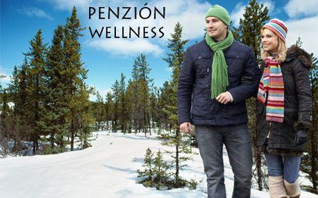 Oddych, načerpanie nových síl alebo fantastická lyžovačka v Oščadnici! Navštívte s nami penzión Wellness! V cene ubytovanie, raňajky, neobmedzený wellness pre 2 osoby!
