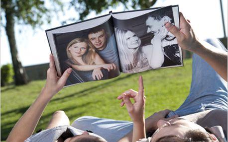 Vytvořte si jedinečnou kroniku vašeho života! Fotokniha A4 za 299 Kč.