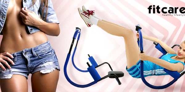Stroj Fitcare Trainer na domácí posilování