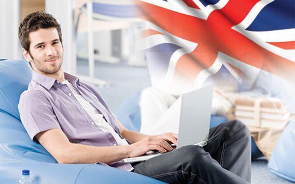 Soukromá angličtina u vás doma – 12 lekcí