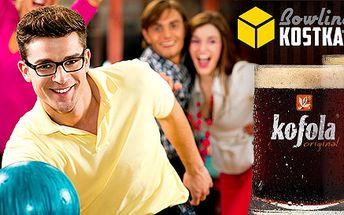 5 hodin bowlingu a 5 piv nebo kofol