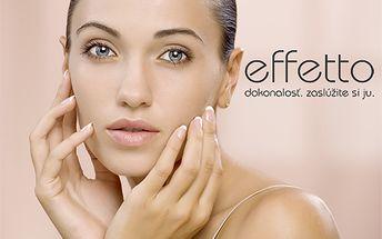 Rádiofrekvencia tváre, krku alebo dekoltu v salóne Effetto so zľavou až 80%! Zlepšite stav svojej pokožky s bezbolestnou, neinvazívnou, no mimoriadne účinnou procedúrou!