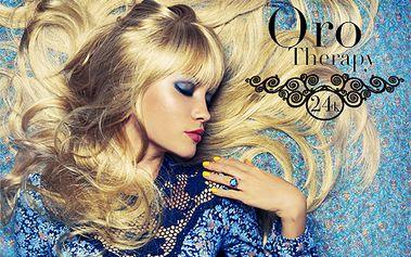 Vlasy ako TOP modelka alebo celebrita s exkluzívnou značkou Fanola. Vlasový balík Beauty Clinic - farba, strih, Fanola Oro Therapy, fúkaná, styling po 63% zľave len za 29 €!