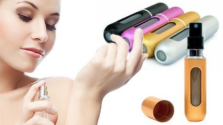 Parfumové plniace pero len za 4,70 € namiesto pôvodných 13,96 €. Praktický spôsob, ako mať svoj parfum vždy pri sebe bez nosenia veľkých flakónov.