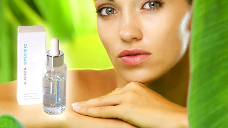 Megabalenie 50 ml kyseliny hyalurónovej - Ainhoa specific 85%! To je krásna, zdravá a vypnutá pleť! Okúste tento medicínsky certifikovaný výrobok s blahodárnym účinkom pre pleť!